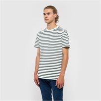 Rvlt // Asger Tee Shirt Off - White