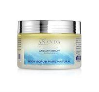 Natural Body Scrub סקראב שמנים ומלחים טבעי  מסדרת Aromatherapy ים המלח