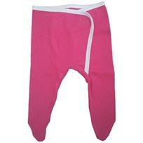 לקטנטנים במיוחד! רגלית בצורת מעטפת לתינוק עשוי מ-100% כותנה במגוון צבעים, רק ב-₪31!