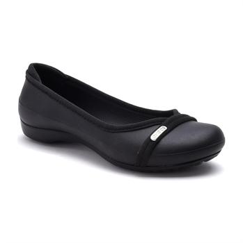 Crocs Kaela - נעל בובה שחורה
