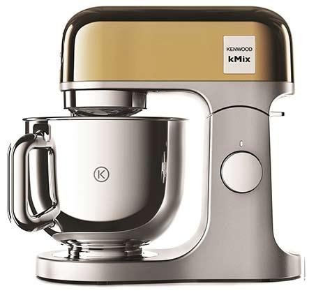 מיקסר kMix Picasso KENWOOD דגם KMX761YG- זהב +חבילת VIP