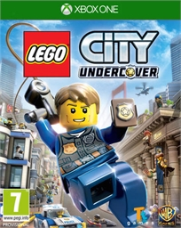 Lego City Undercover Xbox One אירופאי!