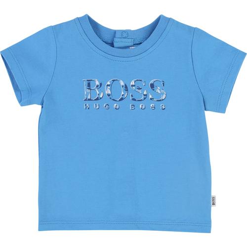 Boos חולצה (12 חודשים)  תכלת