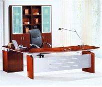 שולחן מנהלים עשוי Mdf מצופה פורניר דגם 273