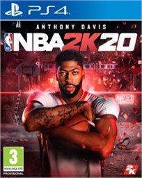 NBA 2K20 Ps4 אירופאי!
