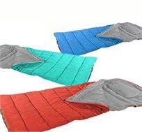 שק שינה דגם בר עשוי בד חיצוני - פוליאסטר דוחה מים, ב-3 צבעים לבחירה