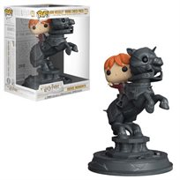 "Funko Pop - Ron Weasley 6"" (Harry Potter) 82 בובת פופ"