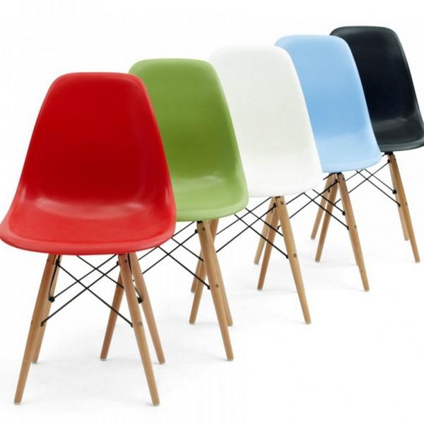 כיסא מעוצב לפינת אוכל דגם URSULA במגוון צבעים לבחירה מבית BRADEX - תמונה 4