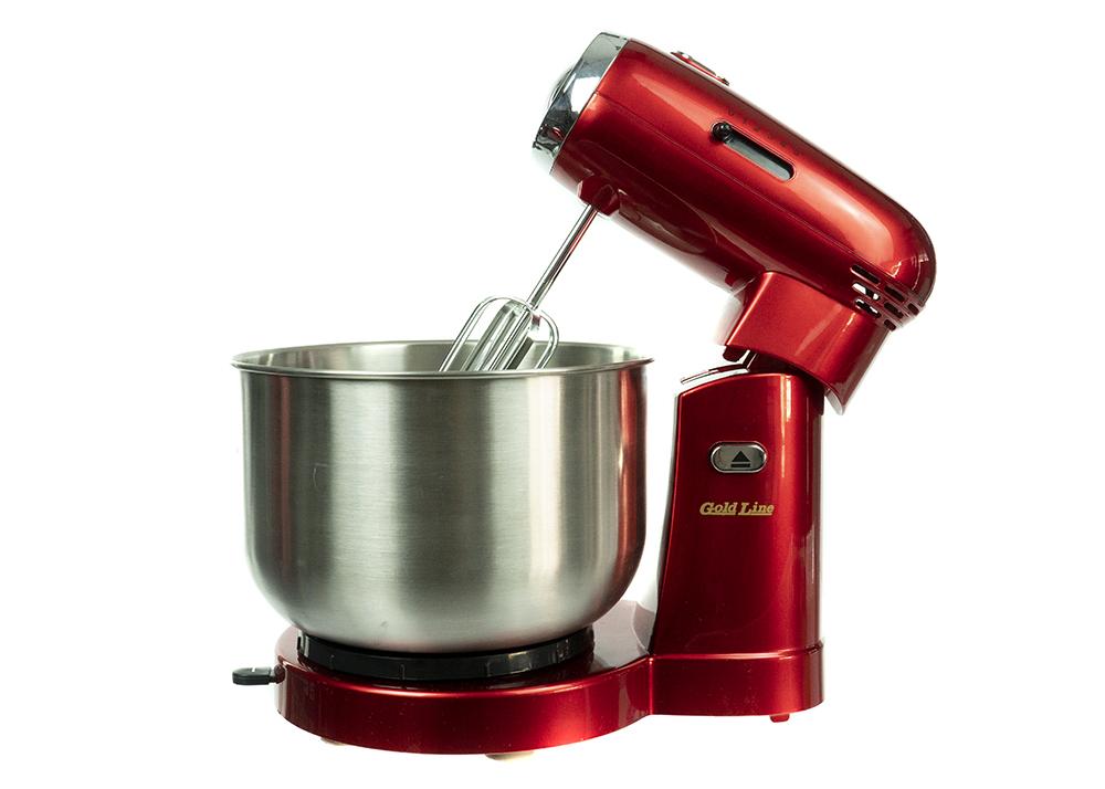 סט למטבח GOLDLINE בעיצוב רטרו הכולל מיקסר עצמתי וקומקום בנפח 1.8 ליטר RETRO MIX זמין ב 3 צבעים - משלוח חינם - תמונה 4