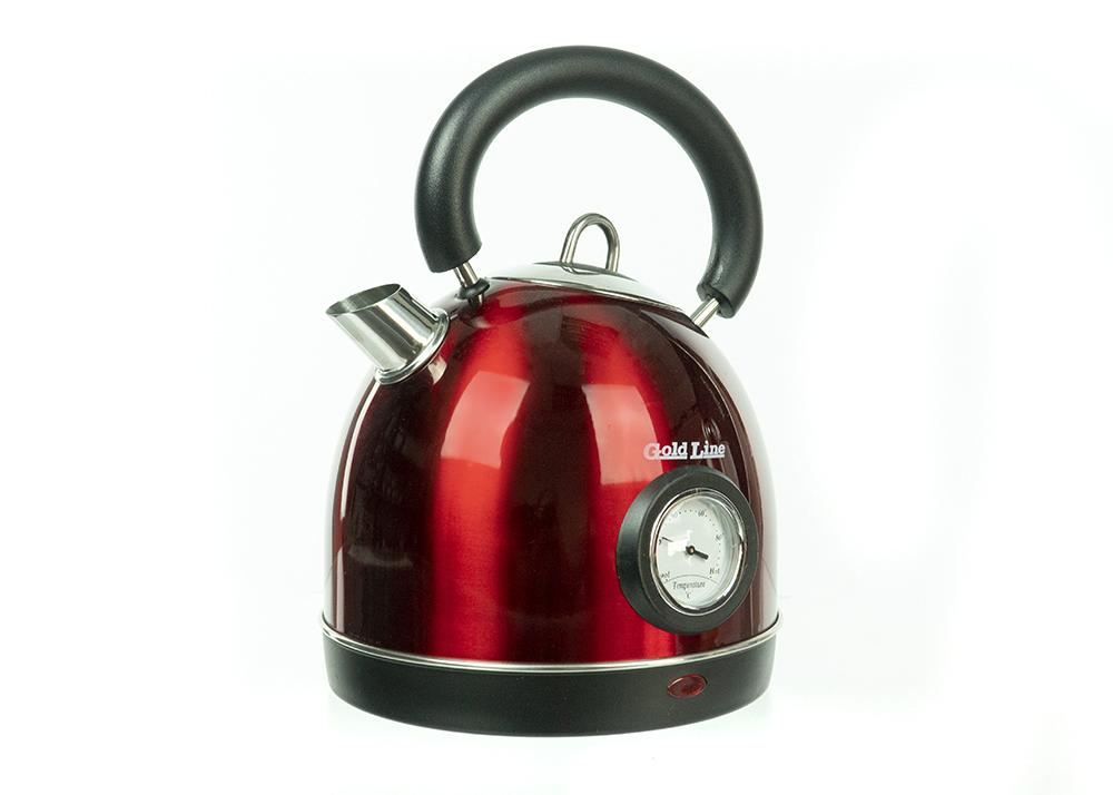 סט למטבח GOLDLINE בעיצוב רטרו הכולל מיקסר עצמתי וקומקום בנפח 1.8 ליטר RETRO MIX זמין ב 3 צבעים - משלוח חינם - תמונה 5