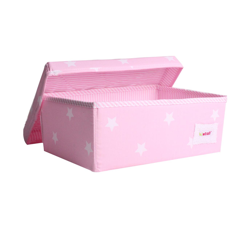 קופסאות מעוצבות לאחסון צעצועים, שמיכות, בגדים ועוד במגוון דגמים Minene - תמונה 6