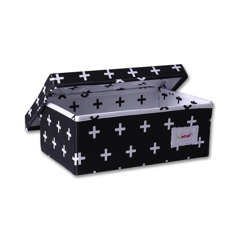 קופסאות מעוצבות לאחסון צעצועים, שמיכות, בגדים ועוד במגוון דגמים Minene - תמונה 2