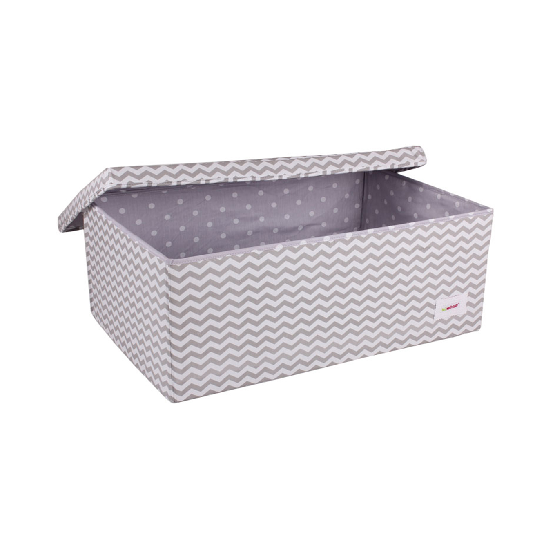 קופסאות מעוצבות לאחסון צעצועים, שמיכות, בגדים ועוד במגוון דגמים Minene - תמונה 4