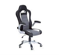 כסא גיימרים דגם D006 מתאים למנהלים