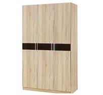 ארון 3 דלתות איכותי בעיצוב חדשני עם ידיות אלומיניום איכותיות