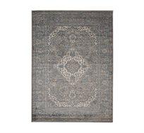 שטיח ונמוך דגם וינטאג' סיאם ביתילי בעל עיצוב ייחודי ואופנתי שמתאים לסלון הבית ולשאר החלל תוצרת כרמל