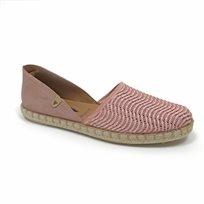 Verbenas Carmen - נעלי סירה בצבע ורוד עתיק עם חלק קדמי מחורר