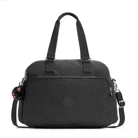 תיק טיולים July Bag - True Blackשחור עמוק