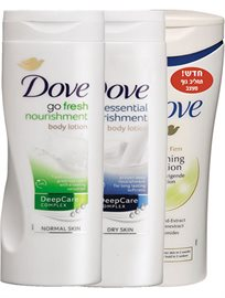 Dove Body Milk