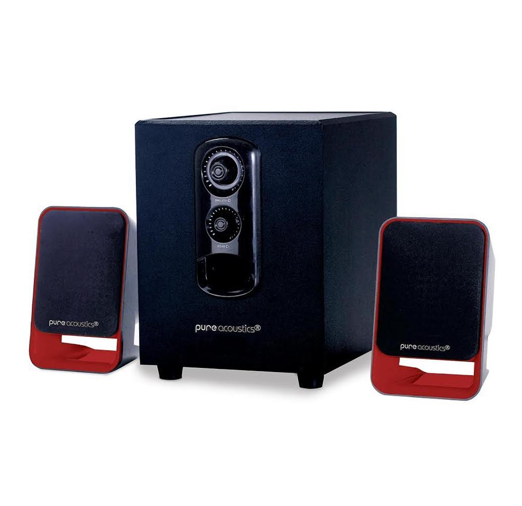מערכת רמקולים 2.1 משולבת Bluetooth מבית Pure Acoustics דגם MTX-100