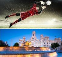 חצי גמר ליגת האלופות במדריד ריאל מדריד מול באיירן מינכן + 2 לילות במלון החל מכ-€999*