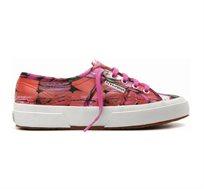 נעלי סניקרס סופרגה דגם 2750 FANTASY COTU MACARONS DAHLIA מבד קנבס