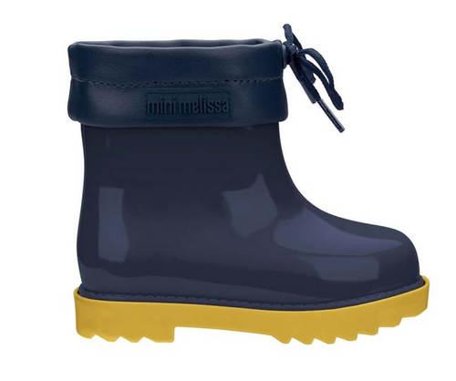 מיני מליסה מגפי גשם Mini Melissa Rain Boot Blue