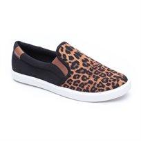 CitiLane Slip-on Sneakers - סניקרס נשים עם הדפס מנומר