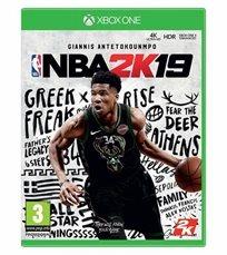 NBA 2K19 Xbox one אירופאי!