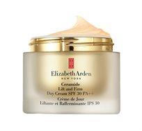 קרם לעור הפנים המכיל סרמיידים למיצוק העור SPF30 מסדרת ליפט אנד פירם Elizabeth Arden