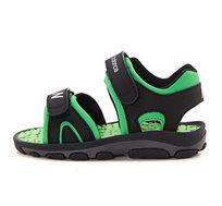 סנדלים לילדים NEW BALANCE דגם K3001BKG - ירוק