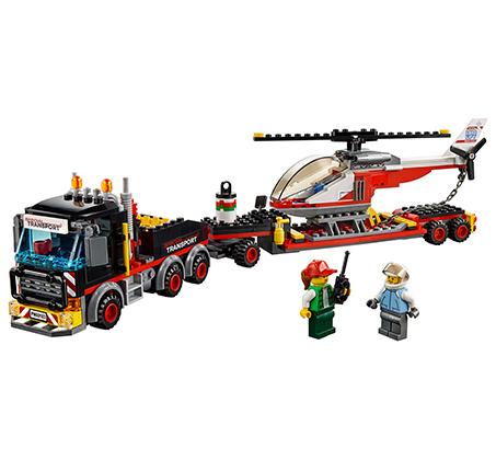 מוביל משא כבד - משחק לילדים מבית LEGO  - תמונה 2