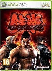 Xbox 360 - Tekken 6