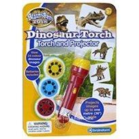 פנס ומקרן דינוזאורים