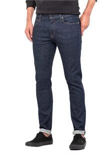 ג'ינס LEE MALONE לגברים בצבע כחול