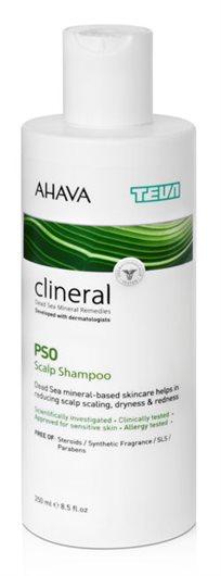 Clineral Scalp Shampoo Pso