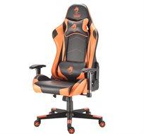 כיסא גיימינג גלדיאטור כתום GAMECHAIR GLADIATOR דגם GPDRC-GLA-OR