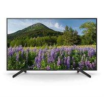 """טלוויזיה Sony """"43 Smart TV LED ברזולוציית 4K דגם KD-43XF7096BAEP"""