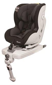 """כיסא בטיחות TWIST ISOFIX קל להיפוך 0-18 ק""""ג + מתנה"""