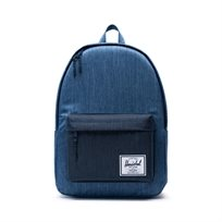 Herschel יוניסקס // Classic Xl Denim/Indigo Crosshatch