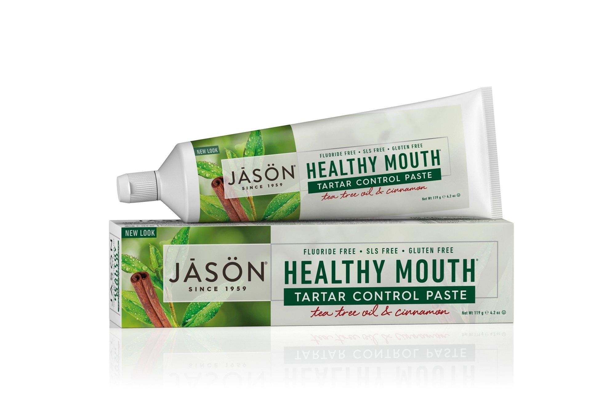 Jason Healthy Mouth
