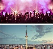 ליידי גאגא בהופעה בברלין כולל טיסות ומלון החל מכ-€499*