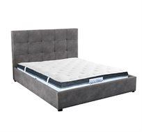 מיטה זוגית עם ארגז מצעים  דגם פליסיטי