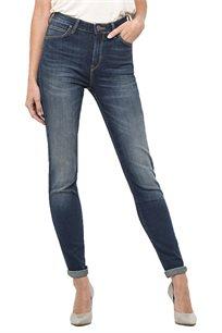 ג'ינס לנשים גזרת סקיני גבוה דגם L626HAEL