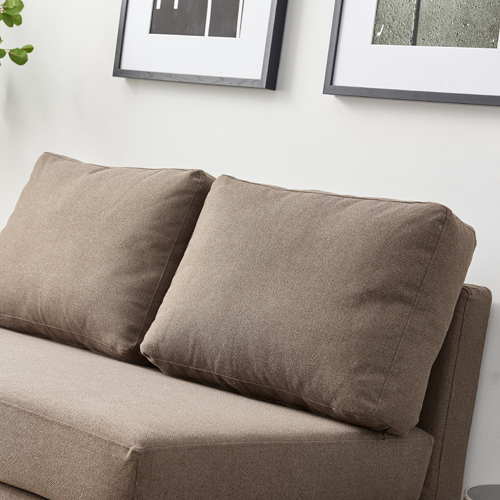 ספה מעוצבת מרופדת בד ונפתחת למיטה רחבה דגם זוהר HOME DECOR - תמונה 4
