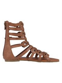 Steve Madden ילדות // Brown Sandal