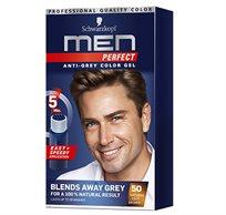צבע שיער לגבר במגוון צבעים לבחירה + נרתיק מתנה