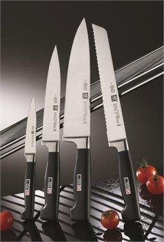 החיתוך המושלם במטבח! סט סכינים מקצועיות מסדרת Four Star מבית 'Zwilling' תוצרת גרמניה, ב-₪675! - תמונה 5