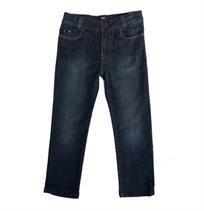 ג'ינס BOSS לילדים (מידות 16-4 שנים) כחול כהה