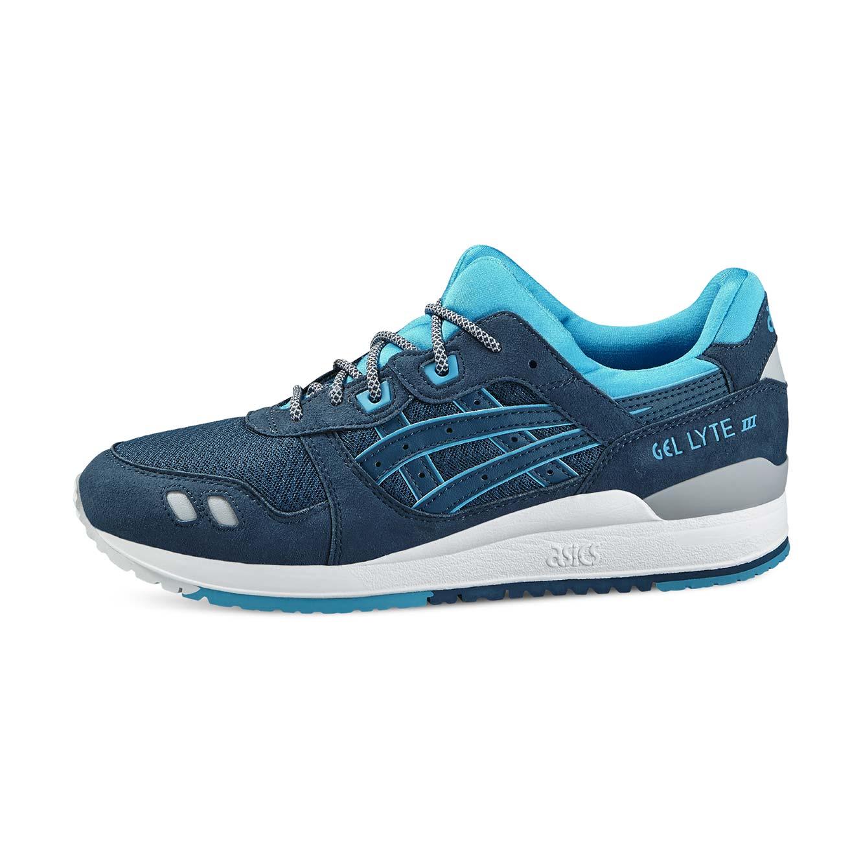 נעלי אופנה Asics יוניסקס דגם H638Y-4545 - כחול תכלת